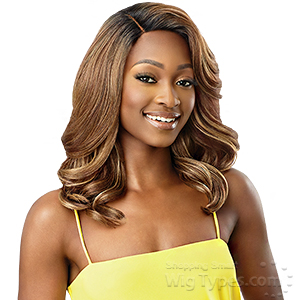 Outre The Daily Wig Synthetic Hair Lace Part Wig - GAELLE