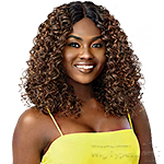 Outre The Daily Wig Synthetic Hair Lace Part Wig - DAMARIS