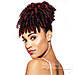 Outre Synthetic Pineapple Ponytail Timeless - CURLETTE MEDIUM