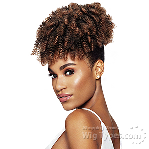 Outre Synthetic Pineapple Ponytail Timeless - CURLETTE SMALL