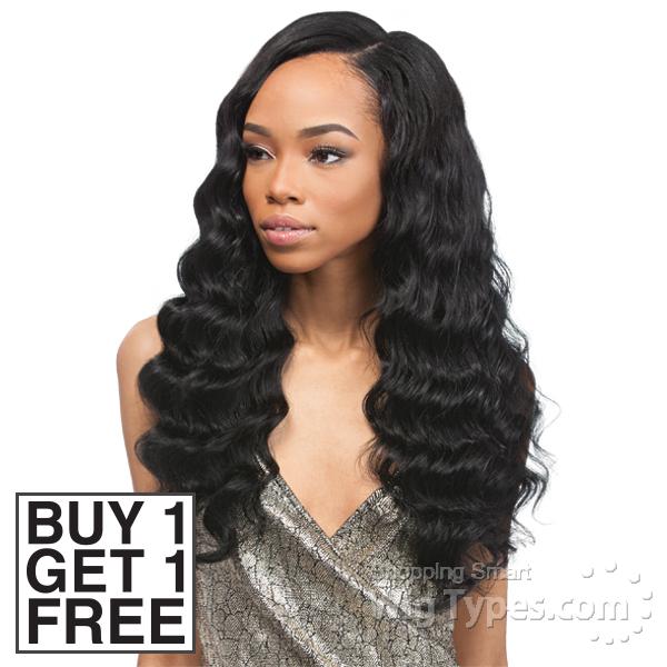 Outre Velvet 100 Remy Human Hair Weaving Velvet Brazilian Beach