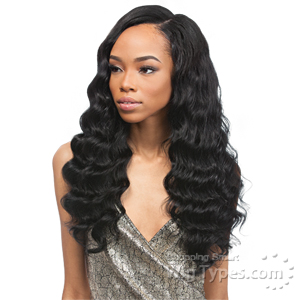 Outre Velvet 100% Remy Human Hair Weaving - VELVET BRAZILIAN BEACH WAVE 10