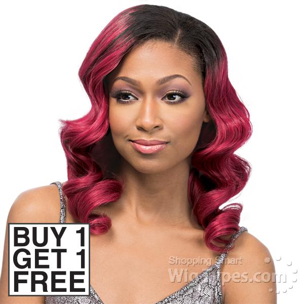 Outre Velvet 100 Remy Human Hair Weaving Velvet Brazilian Romance