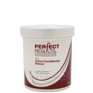 Perfect Results Creme Conditioning Relaxer - Mild