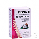 Piona II Deep Cleansing Moisturizing Coconut Soap 6.35oz