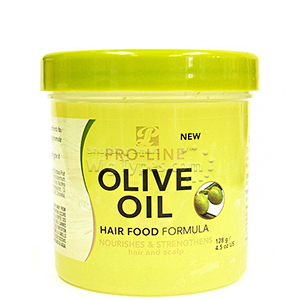 Pro-Line Olive Oil Hair Food Formula 4.5oz
