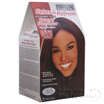 Profectiv Anti-Damage No-Lye Relaxer Plus Color KIT - Auburn Spice