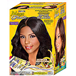 Profectiv Anti-Damage No-Lye Relaxer  2 Application Kit - Regular