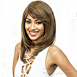 Bohemian Pure Natural Synthetic Hair Wig - BORA
