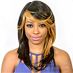 Bohemian Pure Natural Synthetic Hair Wig - KARA