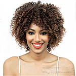 Bohemian Pure Natural Synthetic Hair Wig - W MISHA