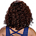 Bohemian Natural Hairline Synthetic Hair Braided Lace Wig - LPW RETRO