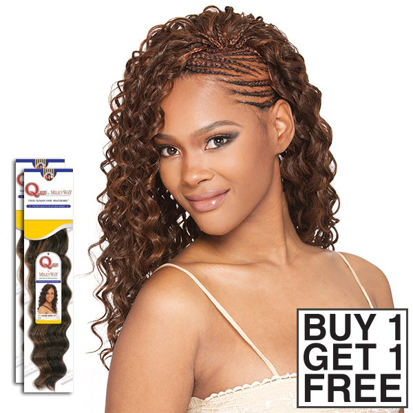Crochet Braids With Milky Way Que : braid human hair blend braid synthetic braid braid hair accessories ...
