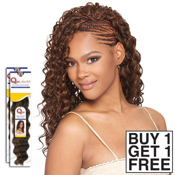 Surprising Milky Way Hair Braiding Wet Wavy Braids Short Hairstyles For Black Women Fulllsitofus