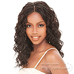 Milky Way Que Human Hair Blend Braid - LOOSE DEEP BULK