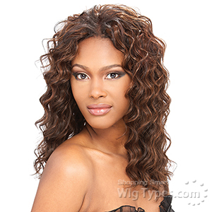 Milky Way Que Human Hair Blend Weave Fourbulous Loose