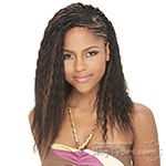 Milky Way Que Human Hair Blend Braid - NATURAL SUPER BULK