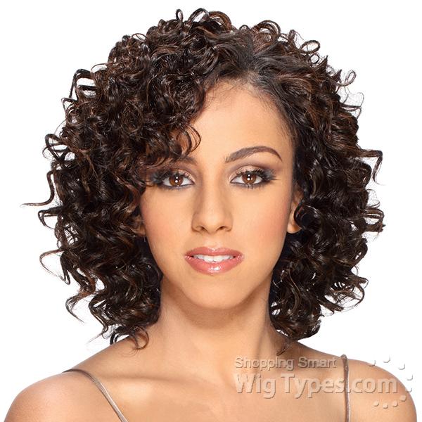 Milky Way Que Human Hair Blend Weave Short Cut Series - NEW DEEP 5PCS ...