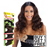 Milky Way Que Human Hair Blend Weave - MALAYSIAN BODY WAVE 7 BUNDLE (Buy 1 Get 1 FREE)
