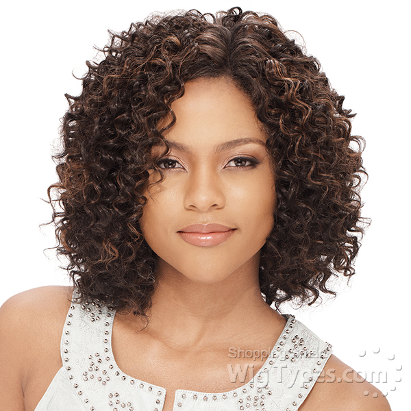 Milky Way Que Human Hair Blend Weave Short Cut Series - WATER DEEP ...