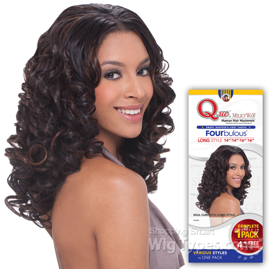 Que By Milky Way Weaving Hair Braid Hair Wigtypes Com