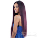 Milky Way Que Human Hair Blend Weave - MALAYSIAN IRONED TEXTURE STRAIGHT 7PCS 18,20,22 (Buy 1 Get 1 FREE)