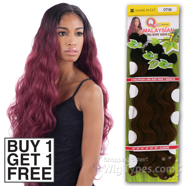 Milky way que human hair blend weave malaysian long body 7 buy milky way que human hair blend weave malaysian long body 7 buy 1 get pmusecretfo Choice Image