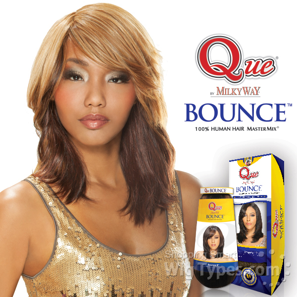 Que By Milky Way Bounceweaving Hair Wigtypes