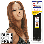 Milky Way Que 100% Human Hair Weave - QUE YAKY (Buy 1 Get 1 FREE)