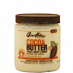 Queen Helene Cocoa Butter Face Body Creme 15oz