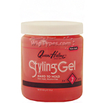 Queen Helene Styling Gel Hard to Hold 16oz