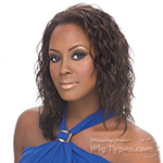 Outre Synthetic Half Wig Quick Weave - ASHLEY