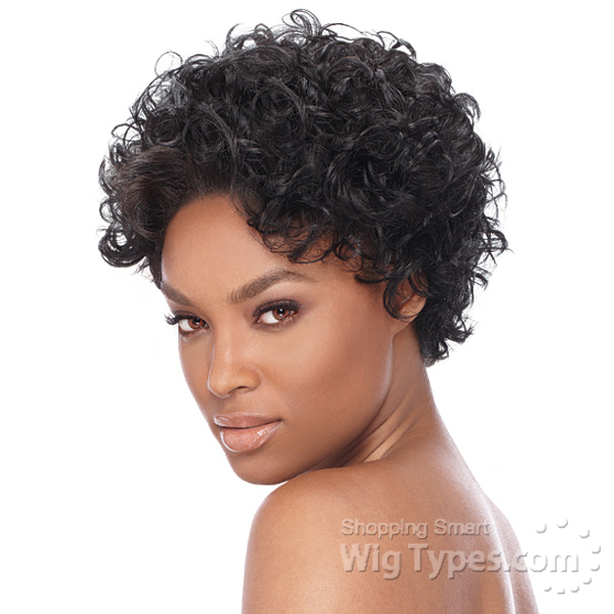 Outre Synthetic Half Wig Quick Weave - CASSANDRA (futura)