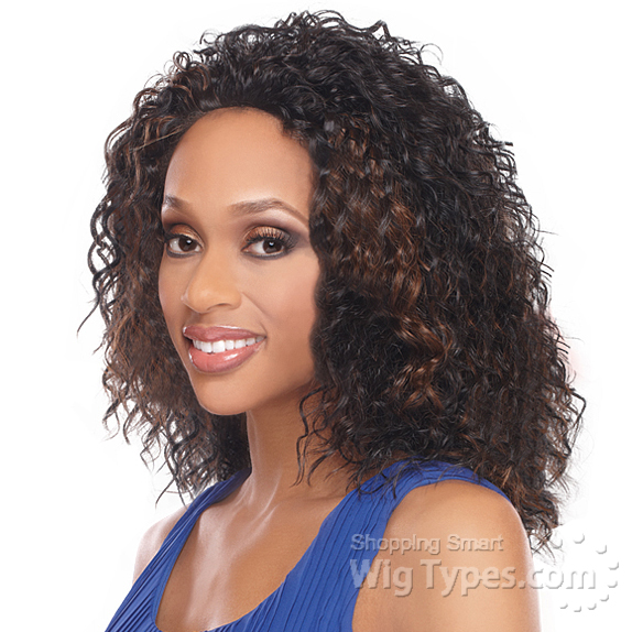 Outre Synthetic Half Wig Quick Weave UP DO U - CANDEE