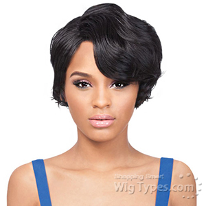 Outre Synthetic Full Cap Wig Quick Weave Complete Cap - VANILLA (futura)