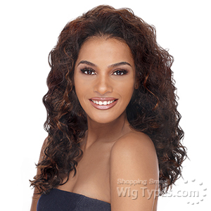 Outre Synthetic Full Cap Wig Quick Weave Complete Cap - CRISSY (futura