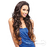 Outre Synthetic Half Wig Quick Weave - CRYSTAL (futura)