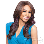 Outre Synthetic Full Cap Wig Quick Weave Complete Cap - FLORA (futura)