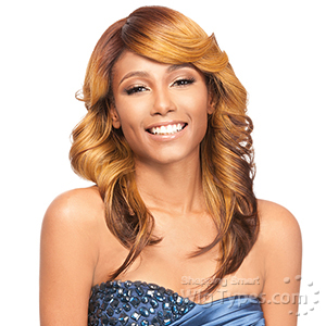 Outre Synthetic Full Cap Wig Quick Weave Complete Cap - MORGAN (futura)