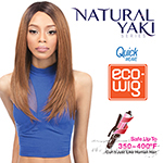 Outre Synthetic Wig Quick Weave - ECO WIG Natural YAKI 18 (futura)
