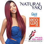 Outre Synthetic Wig Quick Weave - ECO WIG Natural YAKI 24 (futura)