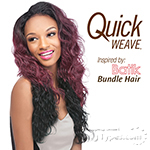 Outre Synthetic Half Wig Quick Weave - BATIK BRAZILIAN BUNDLE HAIR (Futura)