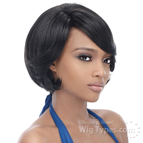 Full Cap Human Hair Wig 85