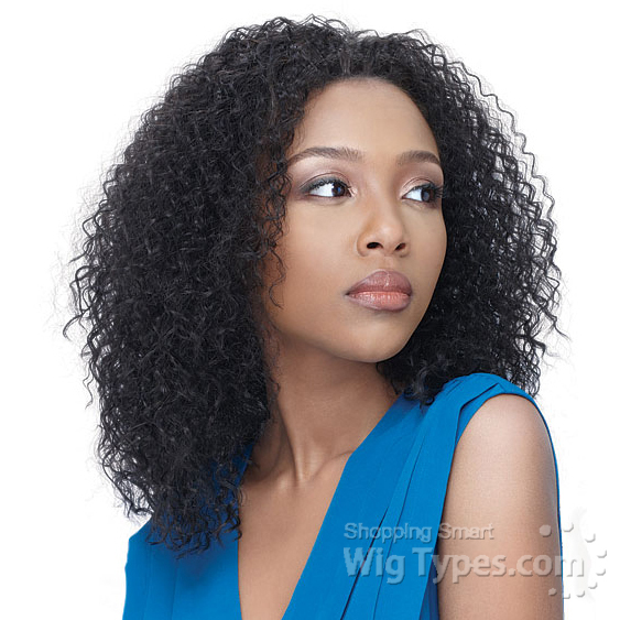 Outre Synthetic Half Wig Quick Weave Tisha Wigtypes