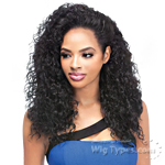 Outre Synthetic Half Wig Quick Weave - BAHAMAS (futura)