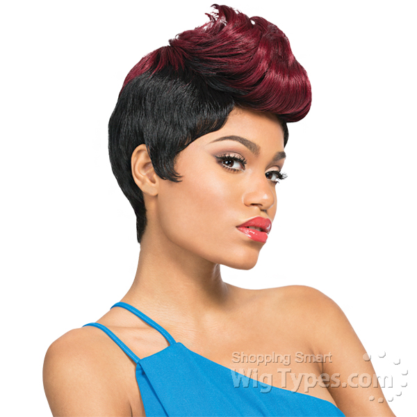 outre synthetic fullcap quick weave eco wig hope (futura