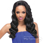 Outre Synthetic Half Wig Quick Weave - GRAMMY WAVE (futura)