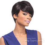 Outre Synthetic Wig Quick Weave - ECO WIG HOLLY (futura)
