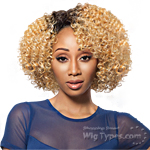 Outre Synthetic Full Cap Wig Quick Weave Complete Cap - JANYCE