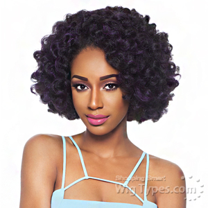 Outre Synthetic Half Wig Quick Weave - ANTONIA
